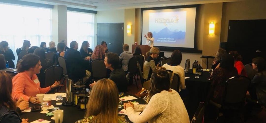 Global DMC Partners Peer Exchange 2018
