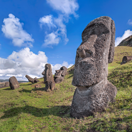 Discover the mysticism of Easter Island