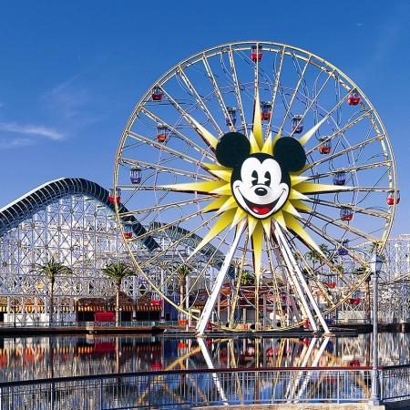 No trip to Orange County would be complete without the thrills of Disneyland and Disney's California Adventure.