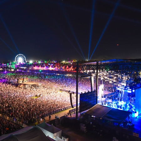 Coachella, Stagecoach and more … the music festival scene is strong in the desert.