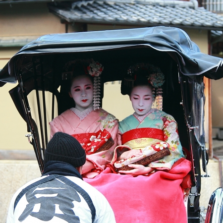 Explore the back streets of Kyoto's geisha district with an expert in the field.