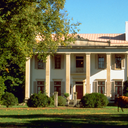 Belle Meade, the Queen of Southern Plantations was one of the South's most rewarding showplaces.