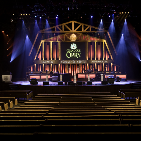 No trip to Nashville would be complete without experiencing   the Grand Ole Opry.