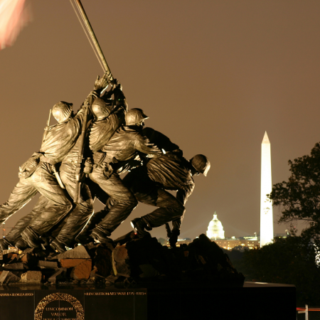 Learn the history behind each DC monument and its significance to American minds and hearts.