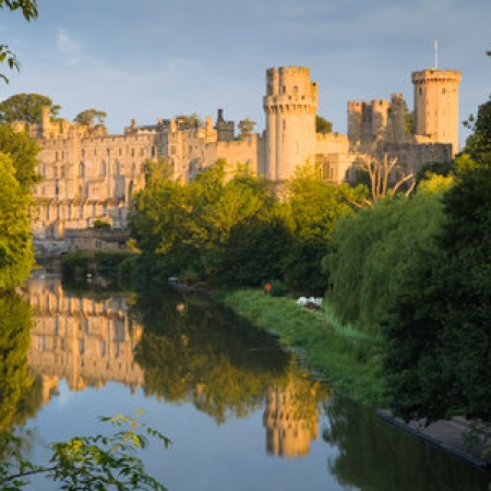 Visit stately homes and castles.