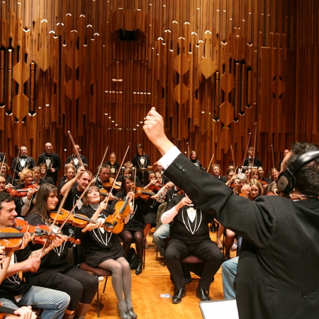 Orchestra and 50 other team building concepts