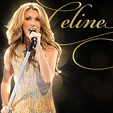 Enjoy a performance from headlining show-stoppers like Celine Dion, Elton John, and more.