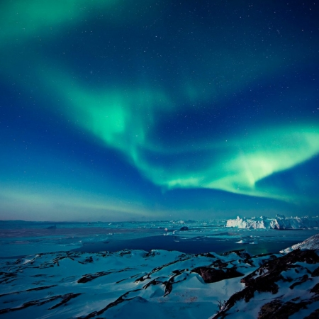 Rough. Real. Remote. Destination Arctic Circle is the land of adventure.