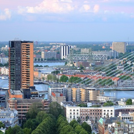 Discover the architectural highlights of Rotterdam.