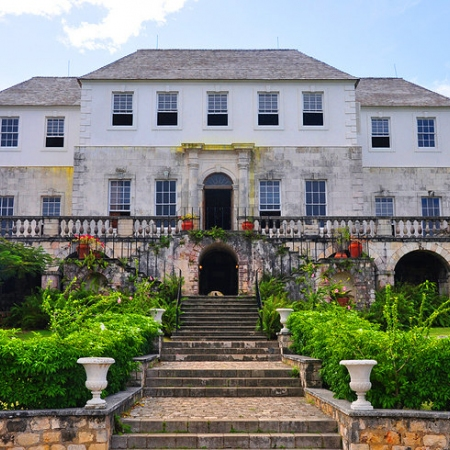 Learn about Jamaica's history with a visit to one of Famous Jamaican Great Houses  (Rosehall, Greenwood, Bellefield to name a few)