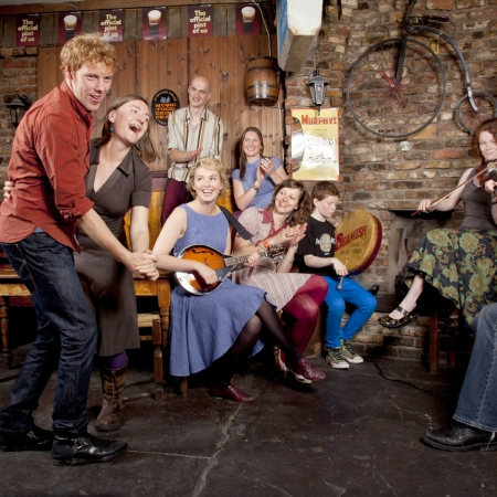 Dinner Pub including Irish entertainment of music, song and dance
