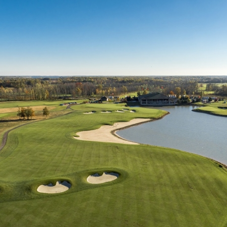 The Legends on the Niagara facility is Canada's premier public golf destination