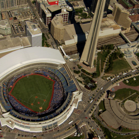 Toronto is home to six professional sports teams