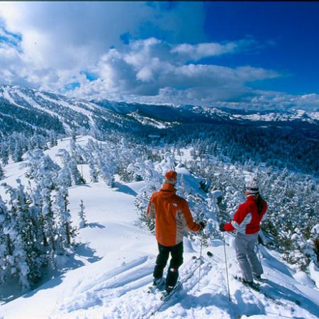 Hiking, skiing, Sailing, zip lining and casino action at Lake Tahoe – summer and winter fun!