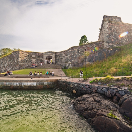 Suomenlinna – Fortress, the UNESCO World Heritage Site