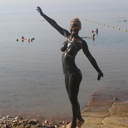 Dead Sea: The lowest and saltiest spot on earth, relaxation combined with history.