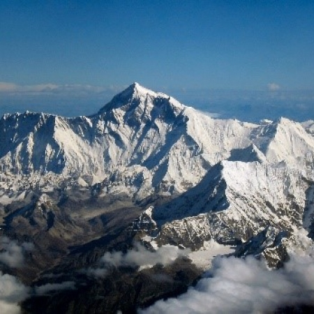 Nepal has 8 out of 14 highest peaks in the world including Mt. Everest (8,848 meters) that are above Eight Thousand meters.