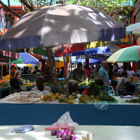 Victoria Market: Where the locals buy their daily goods