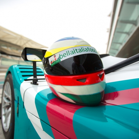Drive some of the world's best cars in world class circuits; fit for professional racing drivers.
