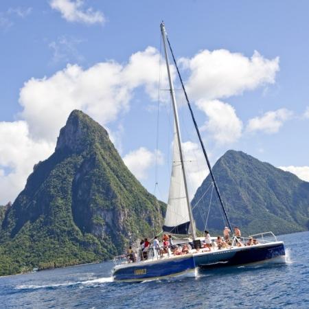 Catamaran Day Sail