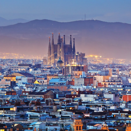 Barcelona, Marvel at the wonders of Gaudi