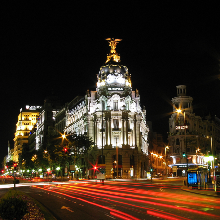 Madrid, Spanish identity