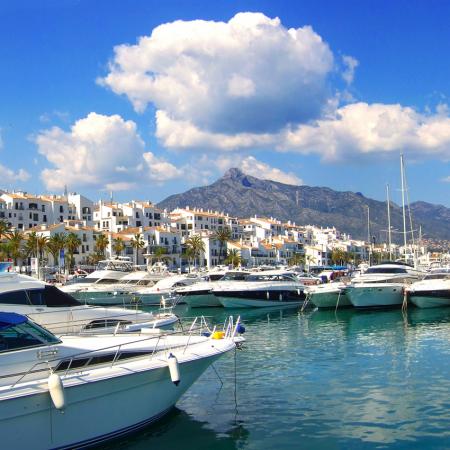 Costa del Sol/Marbella, Al Andalus glamour