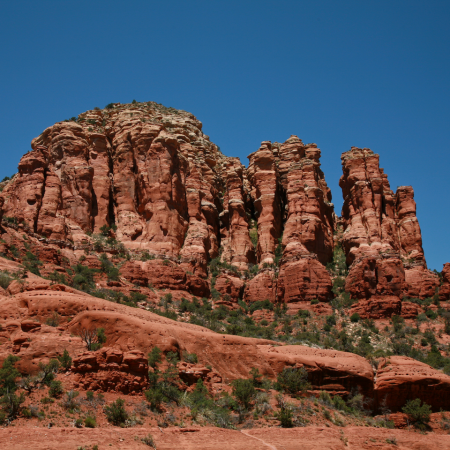 Red Rock sightseeing in Sedona